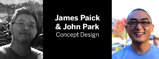 James Paick & John Park
